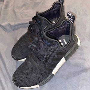 adidas black nmb's size 6